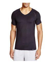 Hanro - Black Urban Touch Short Sleeve Shirt for Men - Lyst