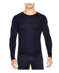 Sandro - Blue Spirit Sweater for Men - Lyst