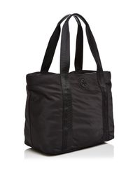 Tory Burch - Black Quinn Zip Large Tote - Lyst