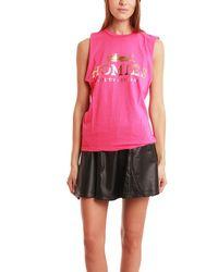Brian Lichtenberg - Pink Homies Muscle Tee - Lyst