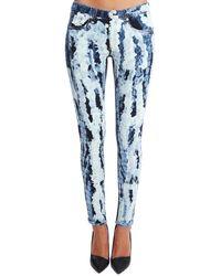 Rag & Bone | Blue /jean Skinny Riviera Jean | Lyst