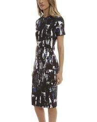 McQ Alexander McQueen - Multicolor Richter Dress - Lyst