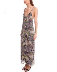 Kelly Wearstler - Multicolor Spectrum Kaleidoscope Dress - Lyst