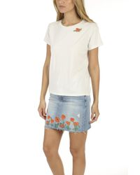 Mother - Multicolor The Boxy Goodie Goodie Tee - Lyst