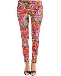 Roseanna - Multicolor Popy Dave Fleuri Pant - Lyst