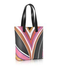 Emilio Pucci - Women's Multicolor Pvc Tote - Lyst