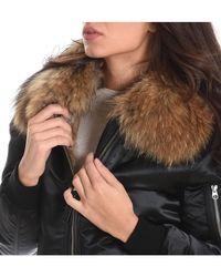 Mackage - Women's Black Polyamide Outerwear Jacket - Lyst