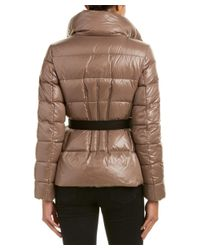 Moncler - Natural Danae Quilted Down Jacket - Lyst