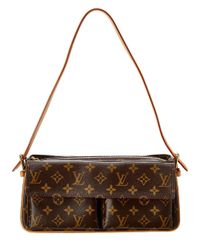 Louis Vuitton - Brown Monogram Canvas Viva Cite Mm - Lyst
