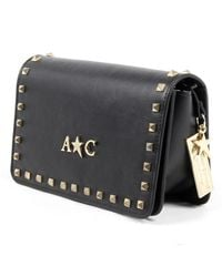 Andrew Charles by Andy Hilfiger - Andrew Charles Womens Handbag Black Paige - Lyst