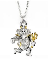 Jan Leslie - Metallic Two Tone Devil Monkey - Lyst