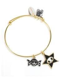 Tokidoki - Metallic Adios Charm Bracelet- Adj Wire - Lyst