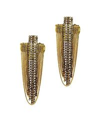 Nicole Romano | Metallic Moises Earrings | Lyst