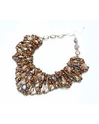 Nakamol | Multicolor Dragonfly Couture Necklace | Lyst