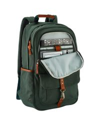 Timberland - Green Walnut Hill Backpack for Men - Lyst