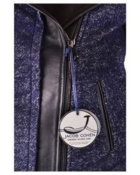 Jacob Cohen - Blue Jacob Cohen Jacket - Lyst