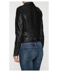 Blank - Black Jacket - Lyst
