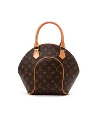 Louis Vuitton - Brown Pre-owned: Ellipse Pm - Lyst