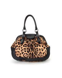 Dolce & Gabbana - Brown Pre-owned: Handbag - Lyst