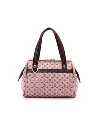Louis Vuitton - Pink Pre-owned: Pochette Florentine - Lyst
