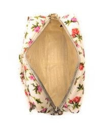 Prada - White Pre-owned: Shoulder Pouch - Lyst