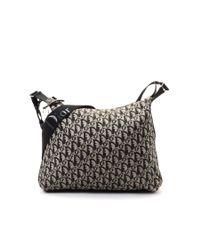 Dior - Brown Pre-owned: Crossbody Bag - Lyst