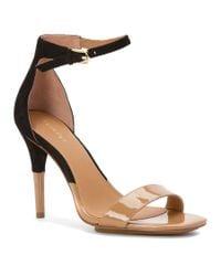 Calvin Klein | Natural Women's Vable Sandals | Lyst