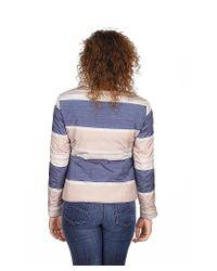 Armani - Blue Ladies Jacket - Lyst