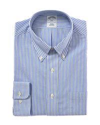 Brooks Brothers | Blue Regent Slim Fit Dress Shirt for Men | Lyst