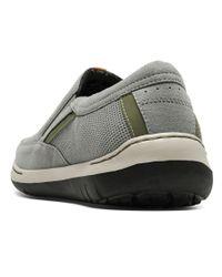 Dunham - Gray Men's Fitsync Loafers Shoes for Men - Lyst