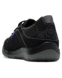 Cobb Hill - Black Women's Fitstride Fashion Sneakers - Lyst