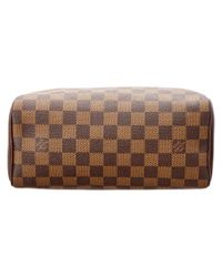 Louis Vuitton - Brown Damier Ebene Canvas Brera Pm - Lyst