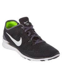 Nike - Black Women's Free 5.0 Fit 5 Trainer - Lyst