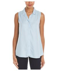 Beach Lunch Lounge - Blue Beachlunchlounge Shirt - Lyst