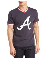 Red Jacket | Blue Atlanta Braves Eephus T-shirt for Men | Lyst