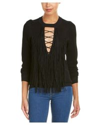 Torn By Ronny Kobo | Black Selma Sweater | Lyst