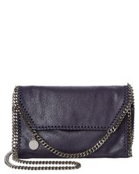 Stella McCartney | Metallic Falabella Shaggy Deer Mini Bag | Lyst