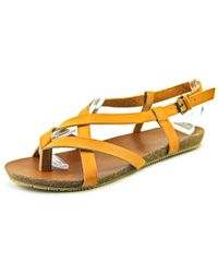MIA | Multicolor Wildcard Women Open Toe Synthetic Sandals | Lyst