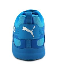 PUMA - Blue Suede Classic Mono Sneakers for Men - Lyst