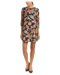 Alexia Admor | Multicolor E Shift Dress | Lyst