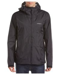 Patagonia | Black ? Torrentshell Jacket for Men | Lyst
