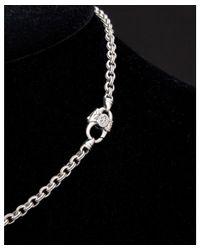 Scott Kay - Metallic Silver Signature Link Necklace - Lyst