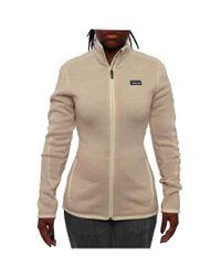 Patagonia | Natural Women Women's Better Sweater Jacket Fleece Raw Linen | Lyst