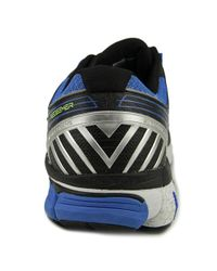 Saucony - Redeemer Iso Men W Round Toe Synthetic Black Tennis Shoe for Men - Lyst