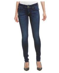 Hudson Jeans - Blue Collin Crest Falls Skinny Leg - Lyst