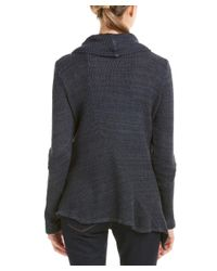 XCVI - Gray Sweater - Lyst