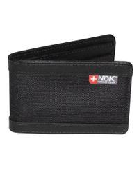 Nidecker | Black Capital Collection Front Pocket Slimfold for Men | Lyst
