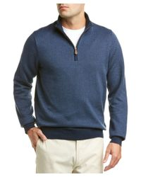 Brooks Brothers - Blue Lux Sweater for Men - Lyst