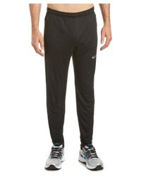 watch 69fd6 fed6f Black Men s Racer Knit Track Pant