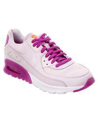 Nike   Purple Women's Air Max 90 Ultra Essential Sneaker   Lyst